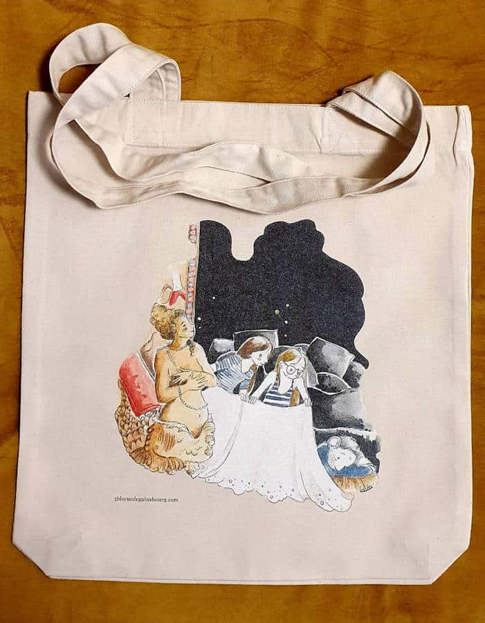 """Featured image for """"Tote Bag 5 bis"""""""